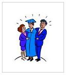 parents graduate